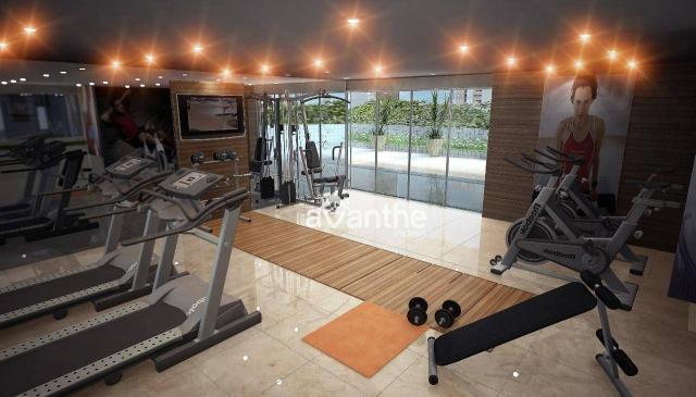 Apartamento com 3 dormitórios à venda, 142 m² por R$ 1.019.000 - São Cristóvão Zona Leste  - Foto 9