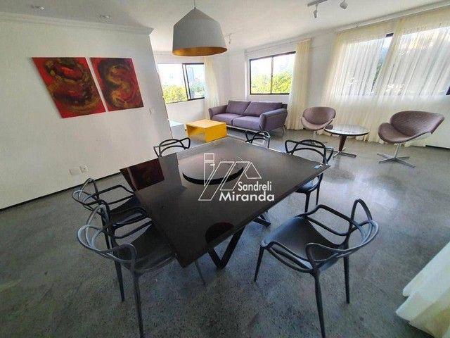 Apartamento com 3 dormitórios à venda, 172 m² por R$ 710.000,00 - Aldeota - Fortaleza/CE - Foto 5