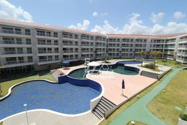 Apartamento com 3 dormitórios à venda, 87 m² por R$ 450.000,00 - Porto das Dunas - Aquiraz - Foto 9