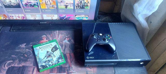 Xbox one praticamente novo troco por PC gamer.