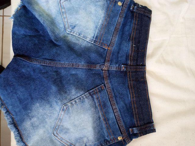 3 shorts jeans  - Foto 4