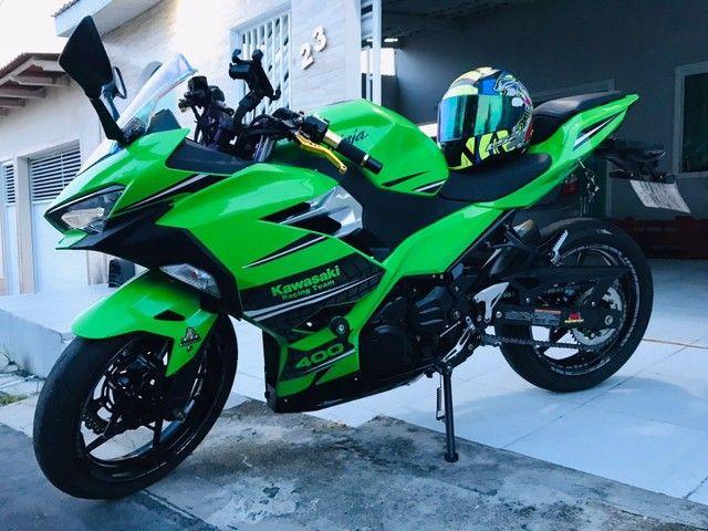 Kawasaki ninja 400 2019, todo revisado  - Foto 2