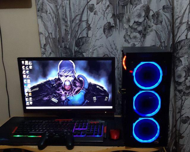 PC Gamer completo de alto desempenho