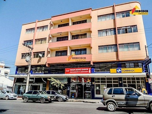Apartamento para aluguel, 3 quartos, 1 suíte, 1 vaga, Vila Belo Horizonte - Divinópolis/MG - Foto 4