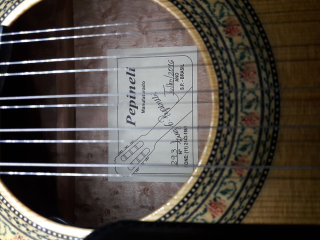 Viola pepinelle  ( luthier) - Foto 5