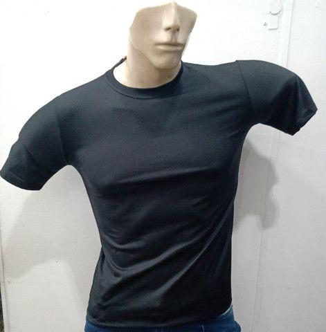 Camisa UV Manga Curta Poliéster- Atacado e Varejo