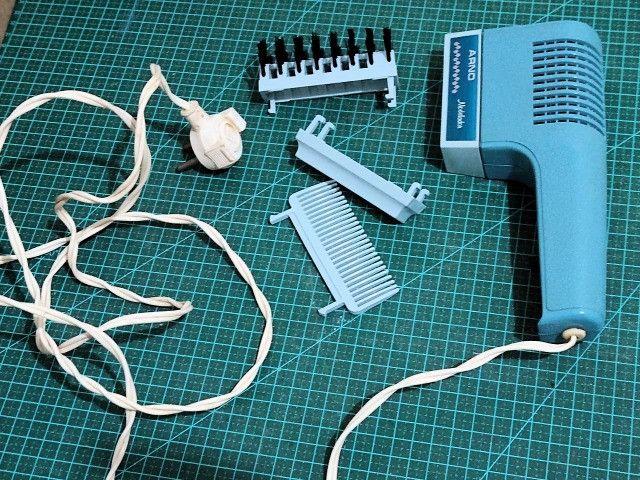 Secador Modelador Portátil Arno Vintage - Anos 70