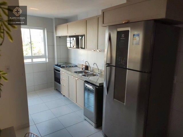 Apartamento  119 metros com 3 quartos em Papicu - Fortaleza - CE - Foto 8