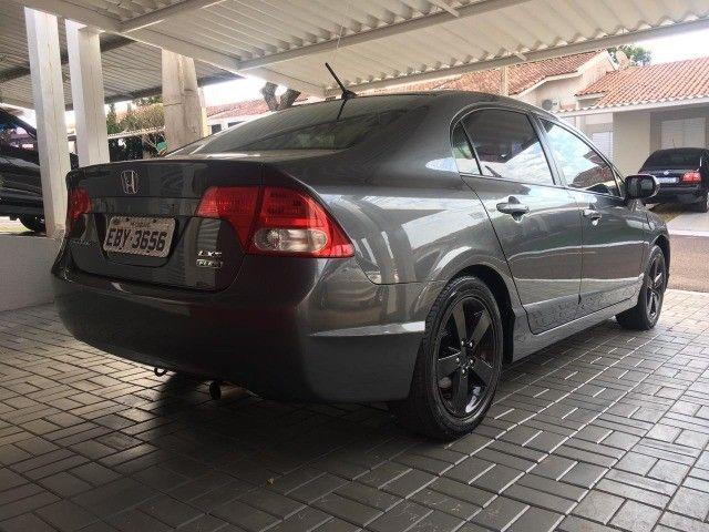 Civic LXS 2008 Automatico
