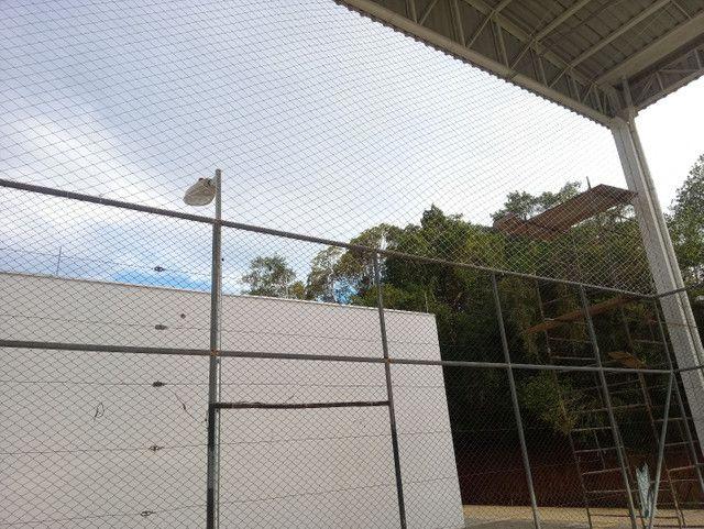 Quadras esportivas sacadas janelas - Foto 3