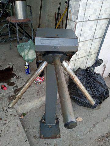 Catraca antiga mecânica leia a baixo  - Foto 4