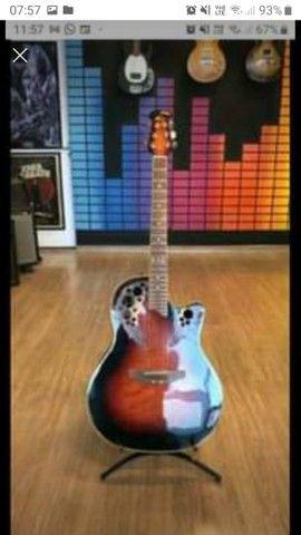 Vendo ou troco por smart TV violão