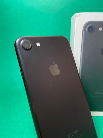 iPhone 7 32Gb Preto Seminovo  - Foto 2