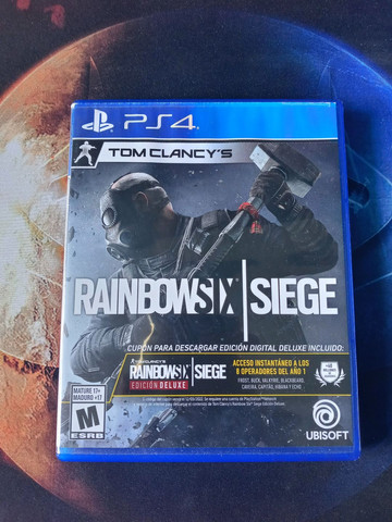Rainbow six siege original PS4