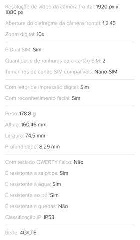 Celular Xiaomi Redmi Note 10  128g  4gb Ram - Foto 4