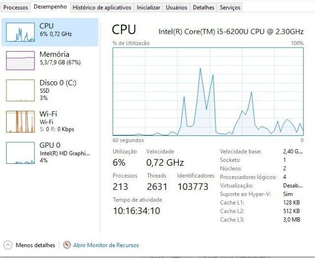 Notebook Core i5 Dell Latitude 3470 - Foto 5
