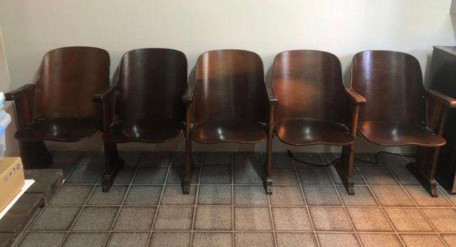 Jogo de cadeiras CIMO