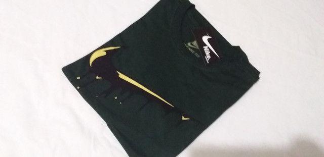 Camisetas várias marcas, apartir de 22,99