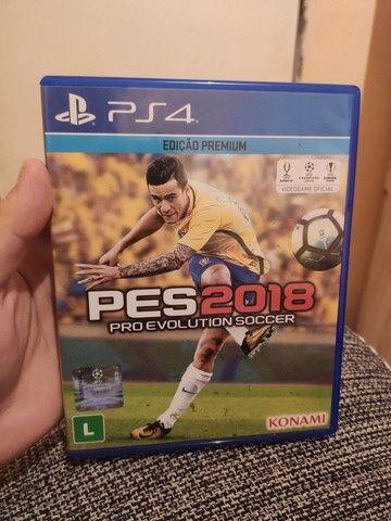 Pes 20,19,18 e FIFA 16