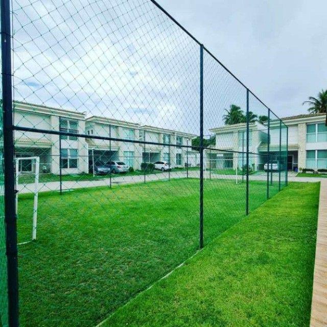 Casas em condomínio fechado no Eusébio, 3 suítes, a melhor localizaçao do Eusébio  #ce11 - Foto 5