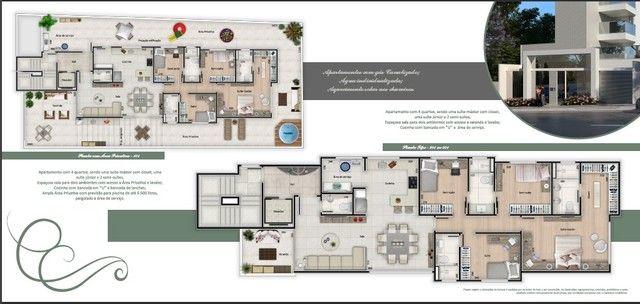 Apartamento à venda com 4 dormitórios em Dona clara, Belo horizonte cod:4251 - Foto 2