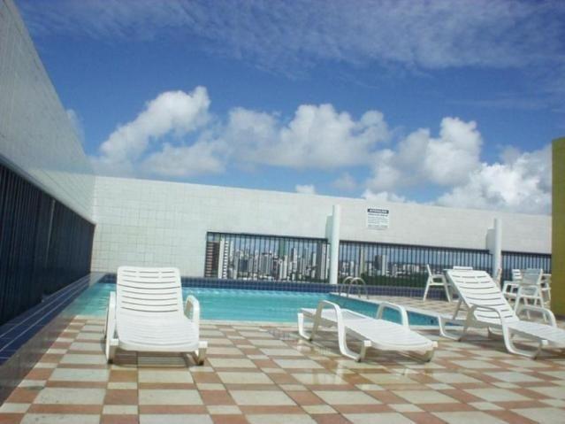 Apartamento temporada - Flat Home service Recife - Boa Viagem
