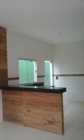 Casa Nova 3 Quartos Com Suite,Banheiro Social/Aceita Caminhonete No Negocio