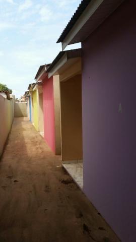 Vende-se residencial no maracanã com as 5 casas