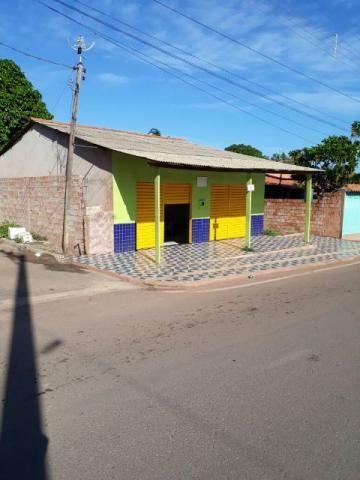 Casa com ponto comercial próximo ao Shopping Rio Tapajós