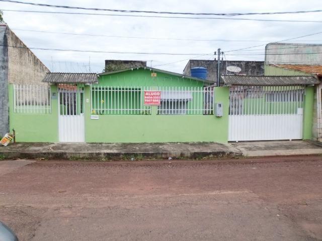 Casa / Locação Rio Branco-AC/ Conjunto Solar