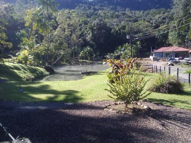 Chácara no rio cerro l, com 40.000 m², valor 960.000,00, c/ casa e galpão