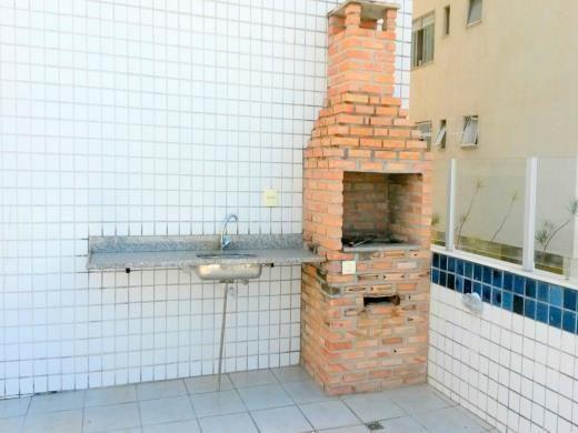 Apartamento à venda com 3 dormitórios em Grajaú, Belo horizonte cod:16355 - Foto 17