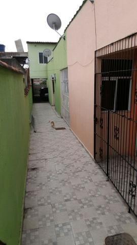 Excelente Casa linear 2 qts, espaço para veículo, espaço p/ terraço - Nilópolis - Foto 14