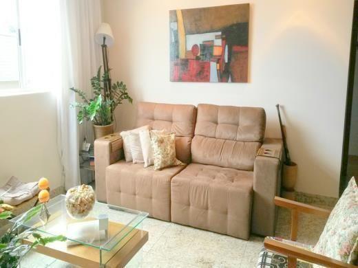 Apartamento à venda com 3 dormitórios em Grajaú, Belo horizonte cod:16355
