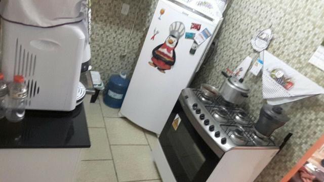 Excelente Casa linear 2 qts, espaço para veículo, espaço p/ terraço - Nilópolis - Foto 9