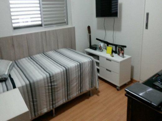 Apartamento à venda com 3 dormitórios em Grajaú, Belo horizonte cod:16355 - Foto 5