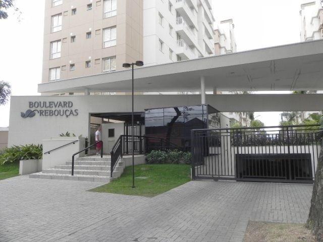 Apartamento para alugar com 2 dormitórios em Reboucas, Curitiba cod:40741.001