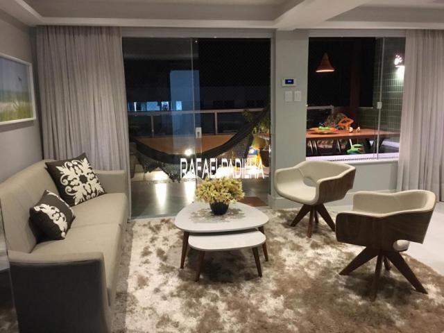 Apartamento à venda com 3 dormitórios em Pontal, Ilhéus cod: * - Foto 6