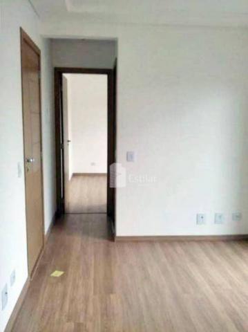 Apartamento 01 quarto no cidade jardim, são josé dos pinhais - Foto 3