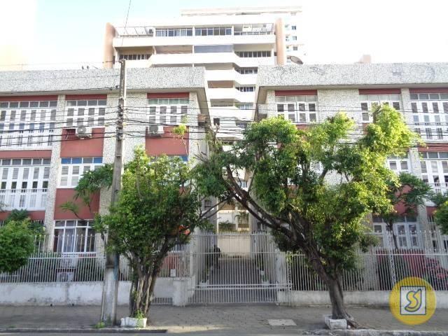 Apartamento para alugar com 3 dormitórios em Meireles, Fortaleza cod:36870
