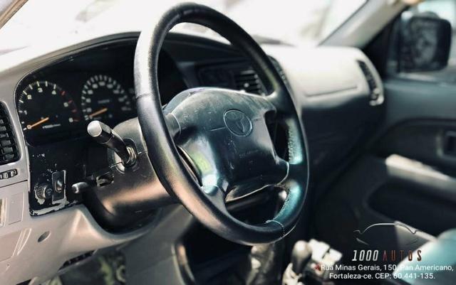 Hilux SW4 1998 7 lugares 3.0 diesel uma verdadeira RARIDADE!!! - Foto 11