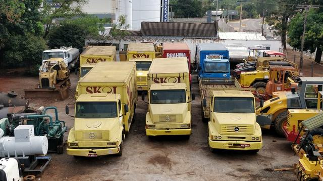 MB 1418 Ano 97 MB 1618 mb1414 MB Ford Cargo 1215 1617 1717 - Foto 4