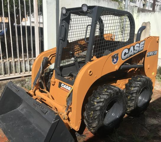 Bobcat único dono Case NF de origem - Foto 2