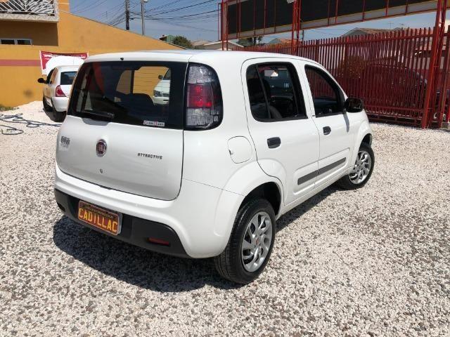 Fiat Uno Attractive 2016 - Completo - Impecável - Foto 5