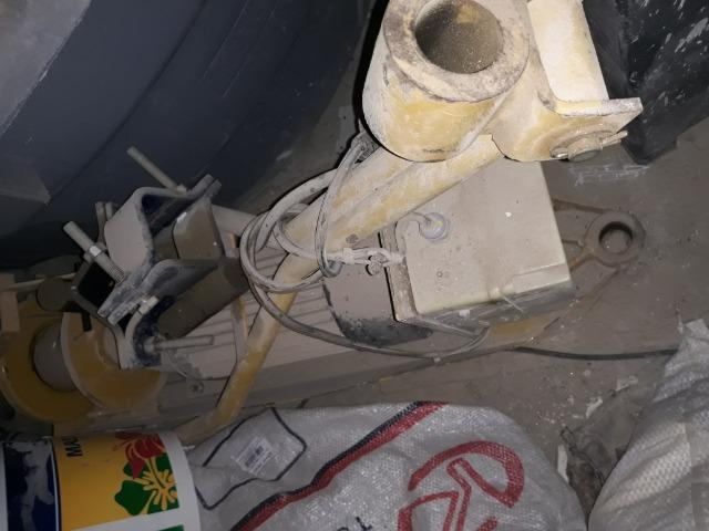 Foguete, bandeja galvanizada, forma para trilhos - Foto 2