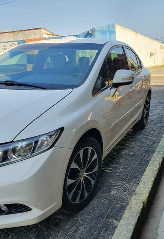 Já é o menor preço - Honda Civic LXR 2.0 flex automático 2015 - Foto 3
