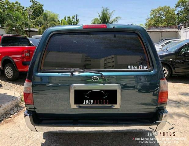 Hilux SW4 1998 7 lugares 3.0 diesel uma verdadeira RARIDADE!!! - Foto 15