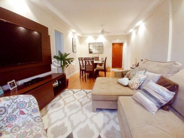 Belíssimo Apartamento de 2 quartos +1 quarto reversível, em Bento Ferreira - Foto 3
