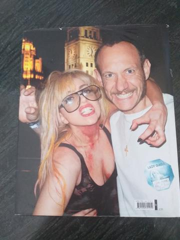 Livro LADY GAGA X TERRY RICHARDSON - Foto 2