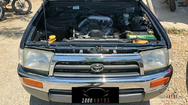 Hilux SW4 1998 7 lugares 3.0 diesel uma verdadeira RARIDADE!!! - Foto 2